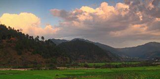 Dholidana Hill, Almora