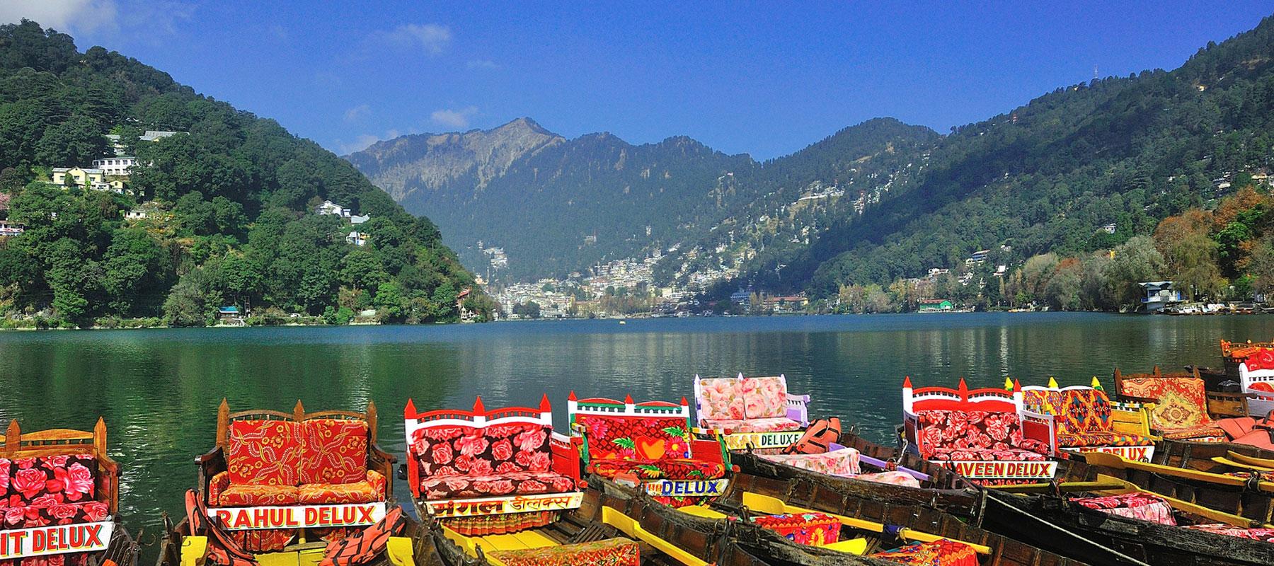 Famous  Star Hotels In Nainital