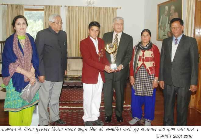 arjun singh sanjay chopra award