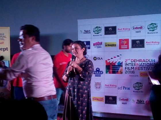 Actress Divya Dutta at DIFF