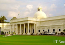 IIT Roorkee Recruitment 2016
