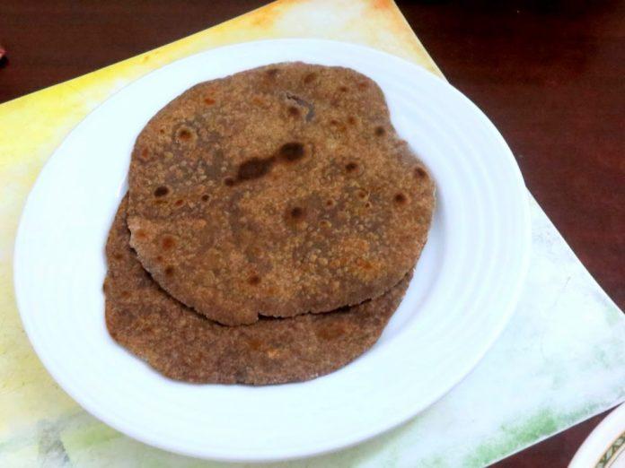 Mandue Ki Roti