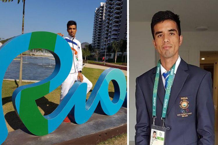 Manish Rawat Rio Olympics