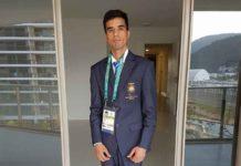 Race Walking Manish Singh Rawat From Uttarakhand