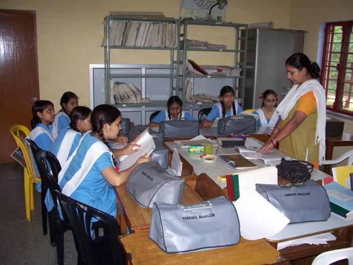 School for Blinds Dehradun