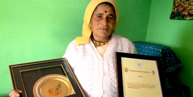 Kalawati devi Awards