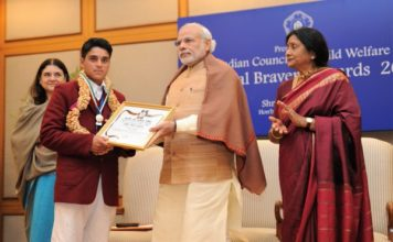 National Bravery Award Uttarakhand