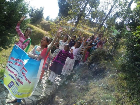 SAHAYOG, celebrated Girl Child Week Campaign
