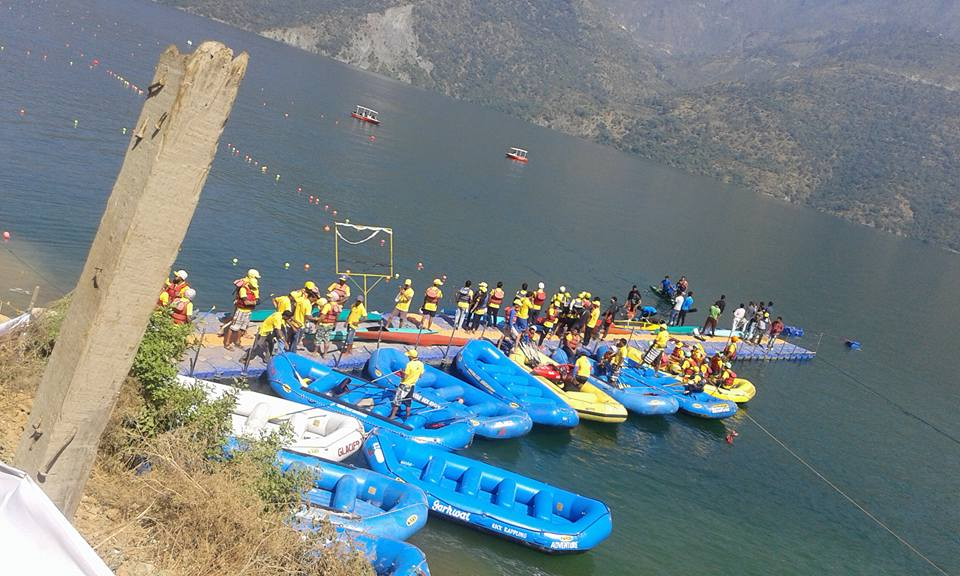 Tehri Lake Adventure Tourism Festival Started | Nav ...