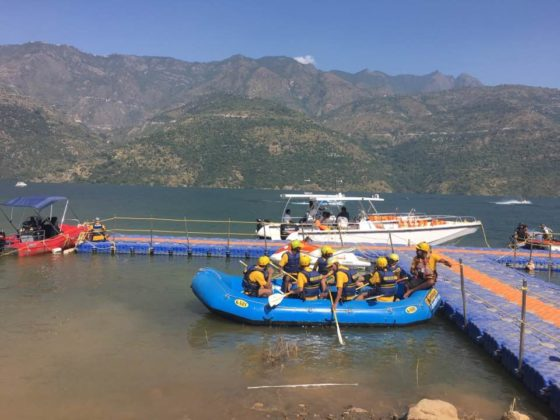 Tehri Adventure Festival Started