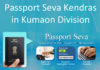 passport seva kendras
