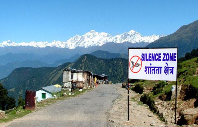 Noise Free Uttarakhand