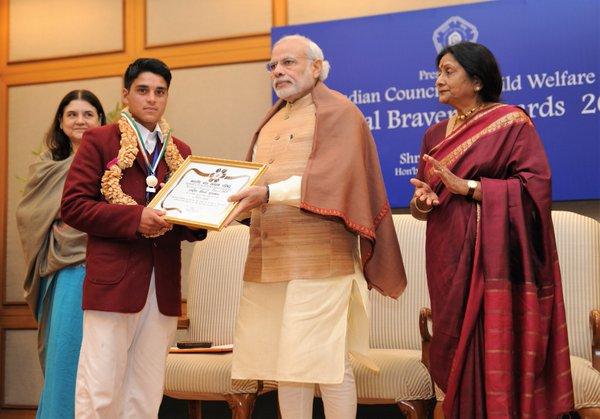 National Bravery Award Uttarakhand