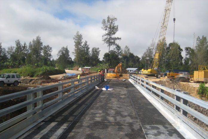mining across bridges