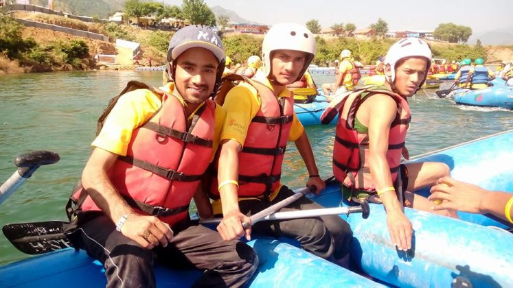 Tehri Adventure Festival Started