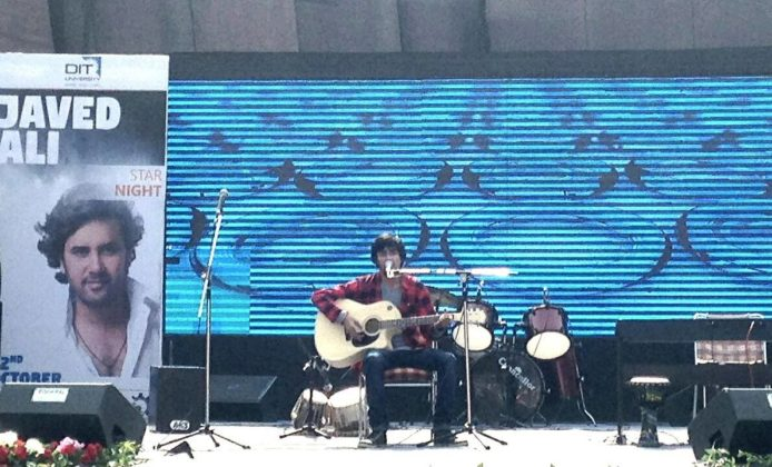 Performance in DIT Festival